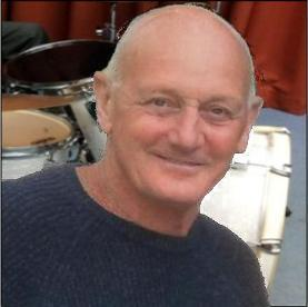 Phil Bailey drum teacher photo